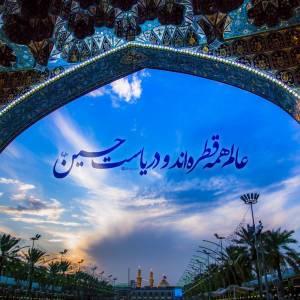 عالم همه قطرهاند و دریاست حسین