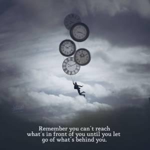 یادت باشه تا وقتی بیخیال گذشته نشی